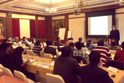 SEOToolSet Training class in India