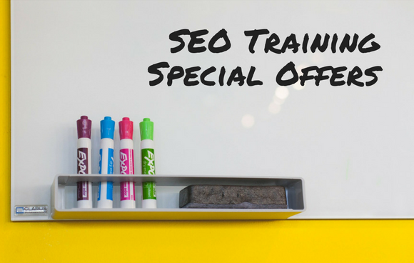 Special offers for training